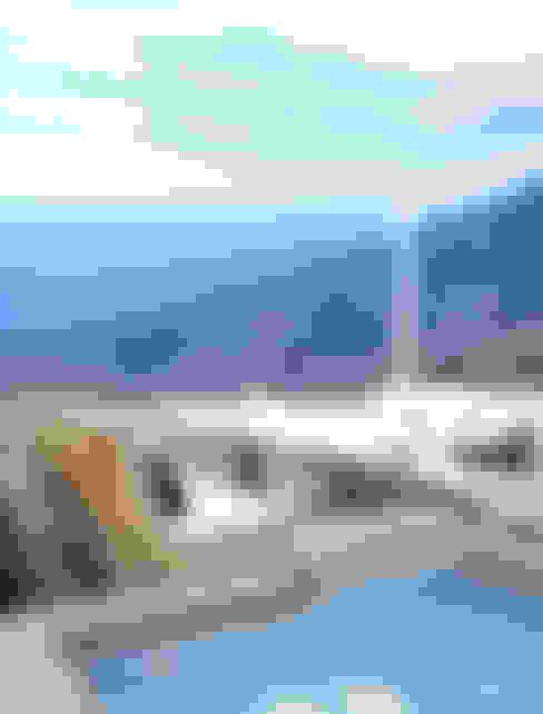 Terrasse de style  par VITTA-GROUP