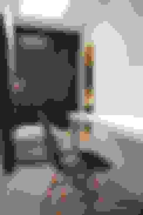 Slaapkamer door RON Stappenbelt, Interiordesign