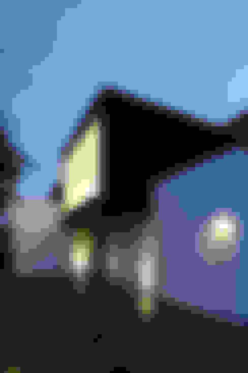 House in Ako: 設計組織DNAが手掛けた家です。
