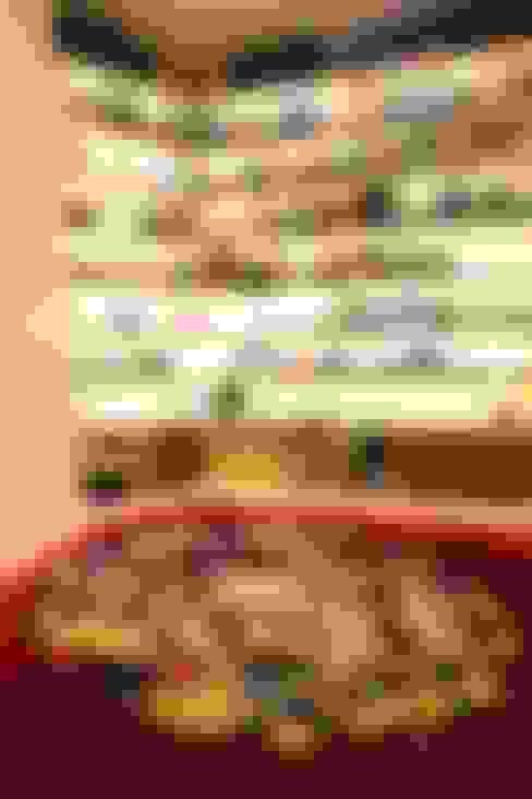 غرفة الملابس تنفيذ Orkun İndere Interiors