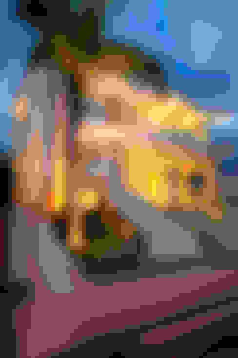 Casa Mercury: Casas  por Arquiteto Aquiles Nícolas Kílaris