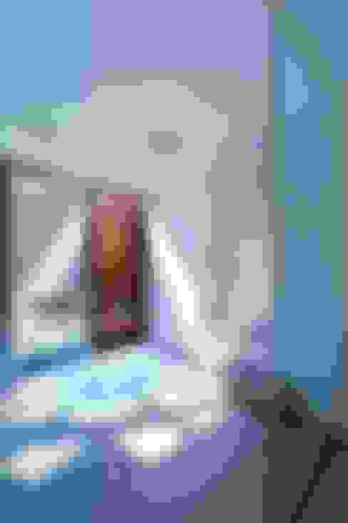 浴室: 祐建築設計事務所が手掛けた浴室です。