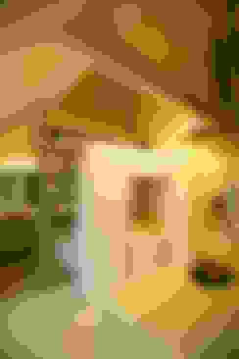 Projekty,  Kuchnia zaprojektowane przez 3rdskin architecture gmbh