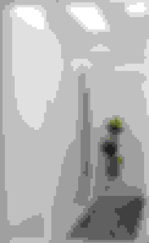Corridor & hallway by As Tasarım - Mimarlık