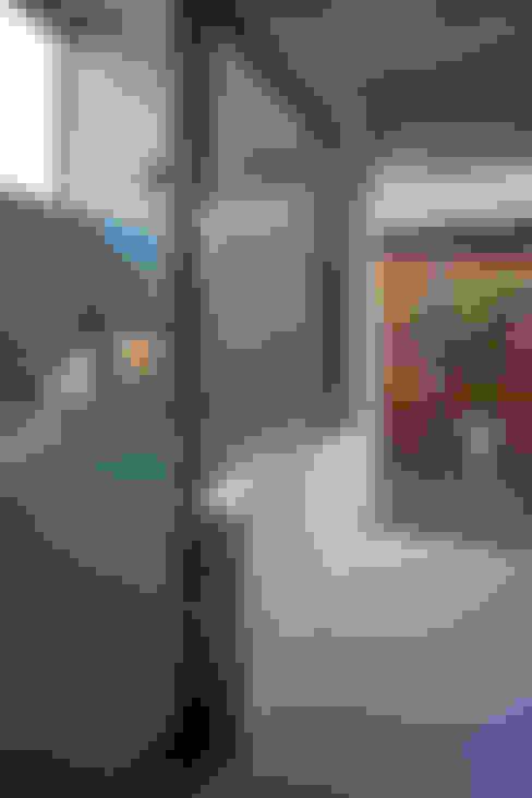 長浜信幸建築設計事務所의  욕실