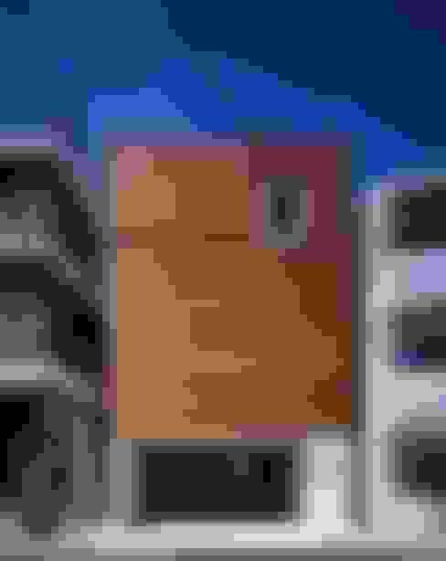 有限会社アルキプラス建築事務所의  주택