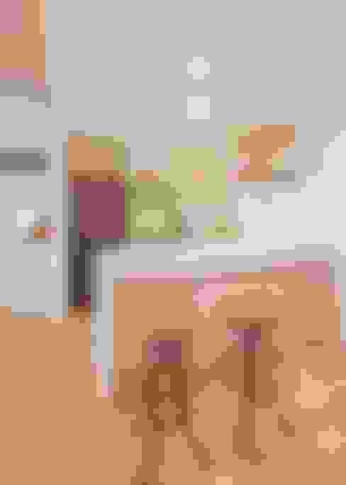 Küche von ジェイ石田アソシエイツ