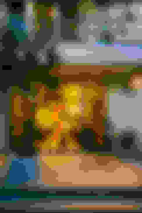 Tuin door H建築スタジオ