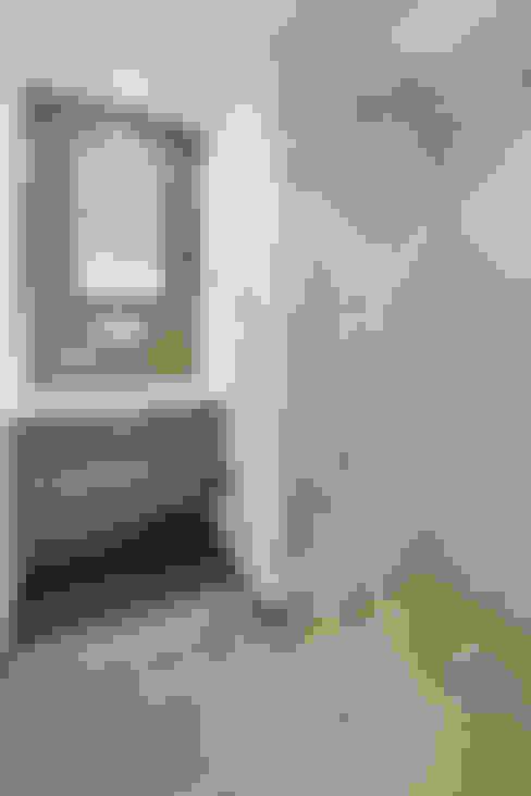 Baños de estilo  por Kodde Architecten bna