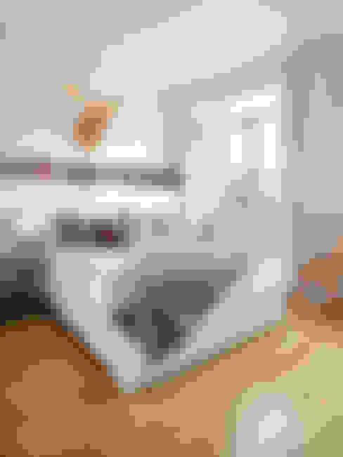 Slaapkamer door nimú equipo de diseño