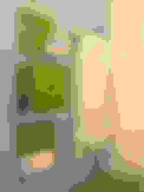 Badkamer door FAdesign