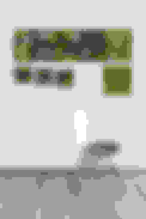 Paisajismo de interiores de estilo  por FlowerArt GmbH | styleGREEN