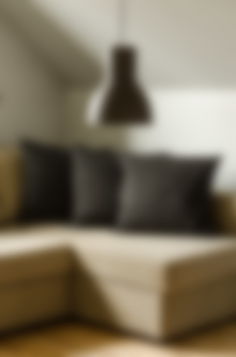 poduszki HEXAGONE: styl , w kategorii Salon zaprojektowany przez boogie