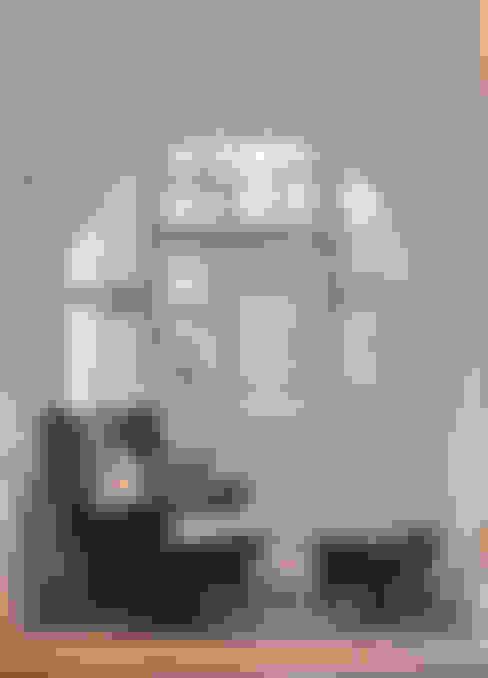 Salas de estar  por 28 Grad Architektur GmbH