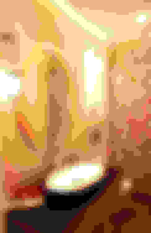 NM Mimarlık Danışmanlık İnşaat Turizm San. ve Dış Tic. Ltd. Şti. – ŞEVKET KÜÇÜKASLAN EVİ:  tarz Banyo
