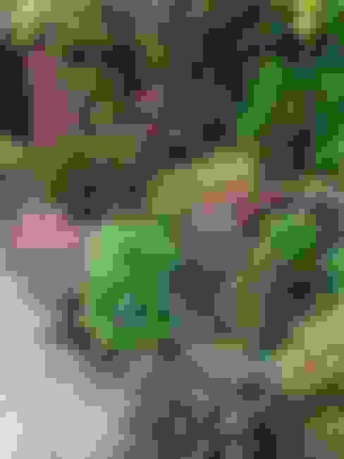 Jardins  por Anne Macfie Garden Design