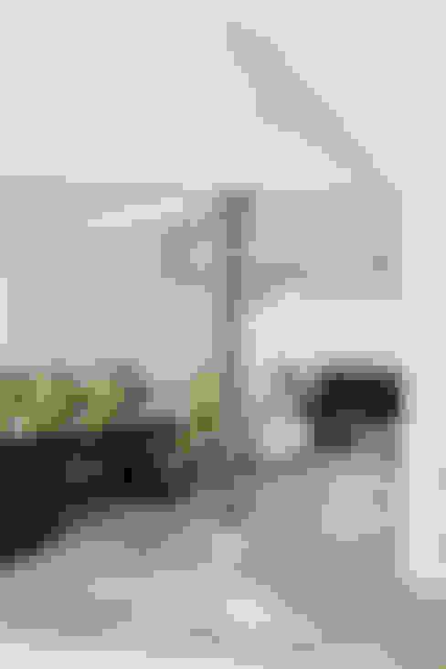 غرفة السفرة تنفيذ DISEÑO Y ARQUITECTURA INTERIOR