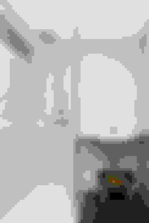 حمام تنفيذ DISEÑO Y ARQUITECTURA INTERIOR