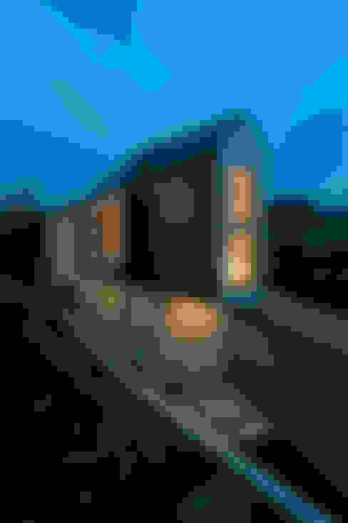 Houses by 水石浩太建築設計室/ MIZUISHI Architect Atelier