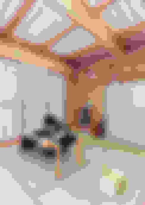 趣味室: SSD建築士事務所株式会社が手掛けた書斎です。