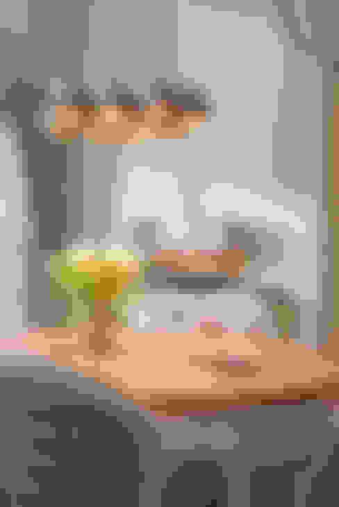 Beinder Schreinerei & Wohndesign GmbH:  tarz Yemek Odası