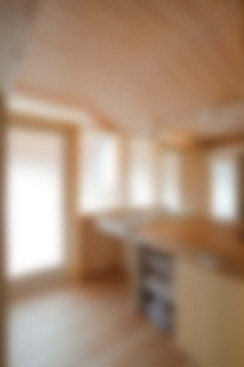 浴室 by 新井アトリエ一級建築士事務所