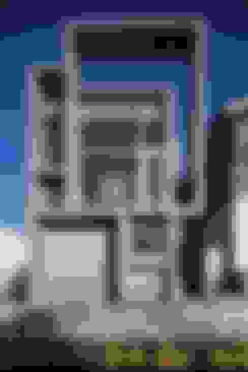 房子 by 白根博紀建築設計事務所