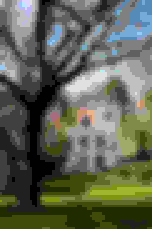 Gevel tuinzijde:   door Artesk van Royen Architecten
