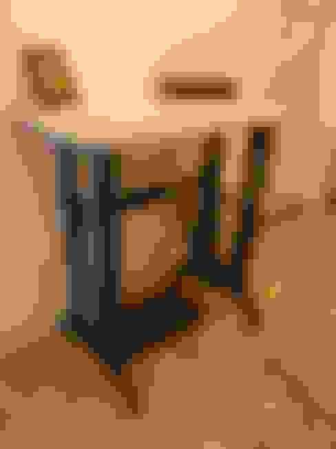 Atölye Butka – Dressuar:  tarz Oturma Odası