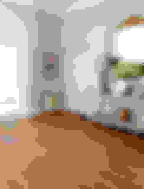 Стены и пол в . Автор – Avenue Floors