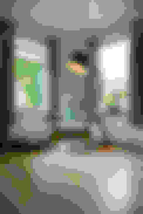 Leesplekje:  Woonkamer door Hemels Wonen interieuradvies