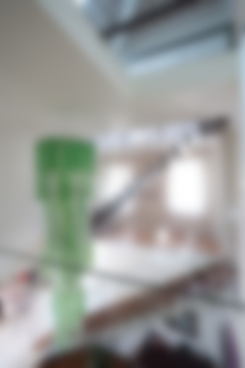 Projekty,  Korytarz, hol i schody zaprojektowane przez SARA DALLA SERRA ARCHITETTO