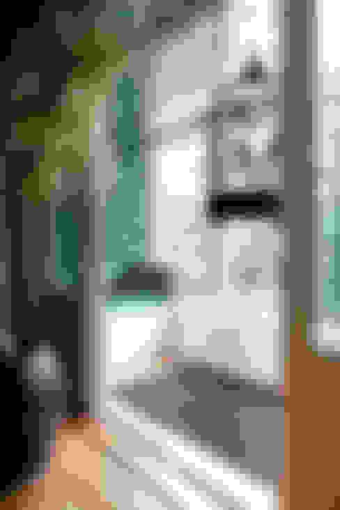 Familiehuis, Amsterdam Zuid:  Muren & vloeren door Binnenvorm