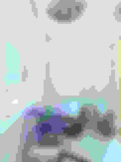 Terrace by Дизайн студия Александра Скирды ВЕРСАЛЬПРОЕКТ