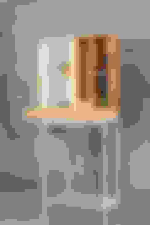 Tabeau:  Slaapkamer door BRCK