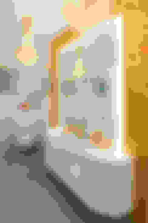 Banheiros  por Format A5 Fontanka