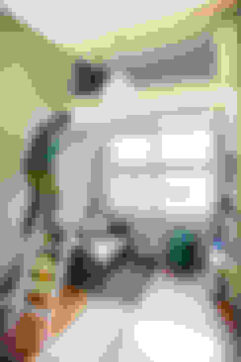 Bunk Bed:  Kinderkamer door Atelier 010