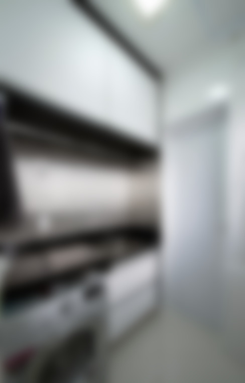 Apartamento Indaiatuba: Paredes  por Designer de Interiores e Paisagista Iara Kílaris