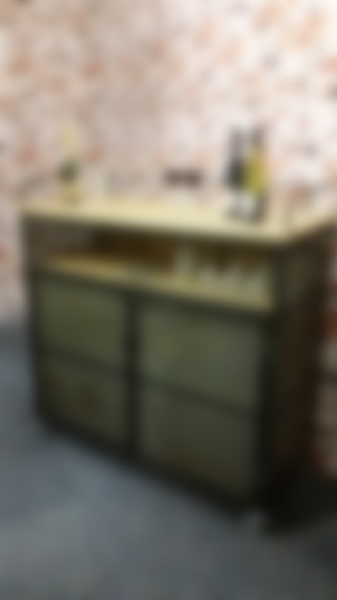 Столовая комната в . Автор – V I Metal Ltd