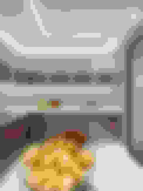 Дизайн-проект интерьера кухни.: Кухни в . Автор – ИнтеРИВ