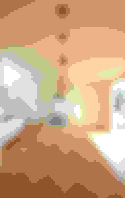 H邸: 株式会社sum designが手掛けたキッチンです。