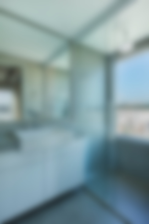 Baños de estilo  por Studiodwg Arquitetura e Interiores Ltda.