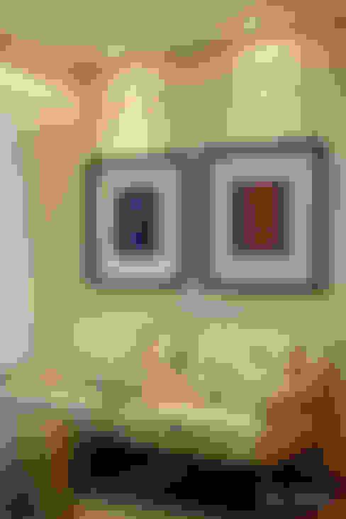 Sala de Estar: Arte  por Camila Tannous Arquitetura & Interiores