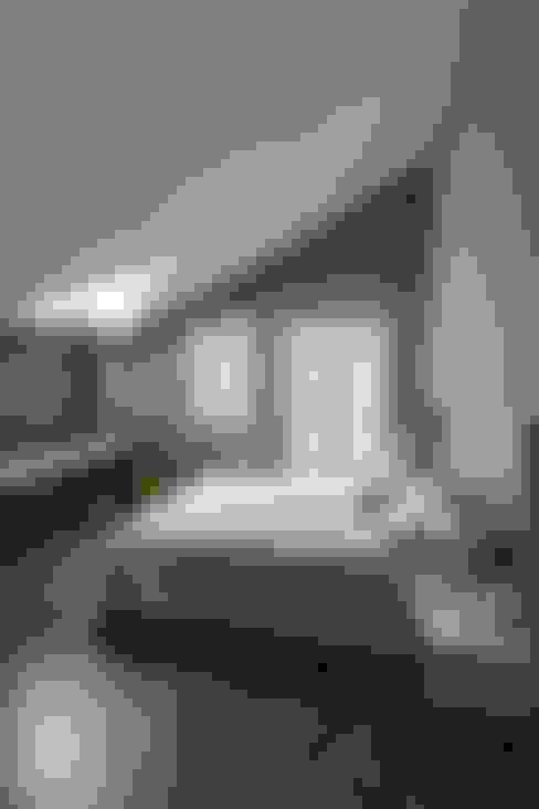 NUUN MİMARLIK의  침실