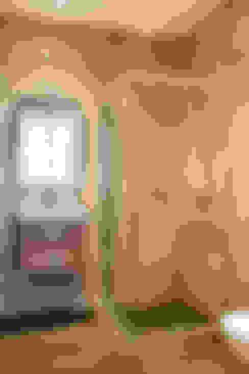 Baños de estilo  por GPA Gestión de Proyectos Arquitectónicos  ]gpa[®