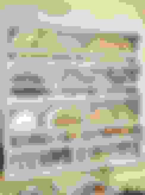 NİTELİK MOBİLYA DEKORASYON – SAMBA TEREK:  tarz Mutfak