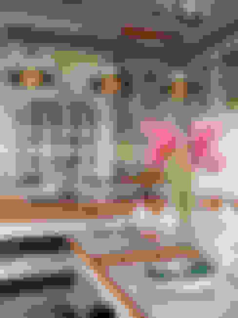 Интерьер/Волгоград/пос.Микоян/400м2: Кухни в . Автор – Дизайнстудия I M E N N O