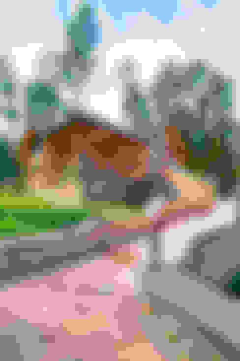 Woody-Holzhaus - Kontio:  tarz Kütük ev