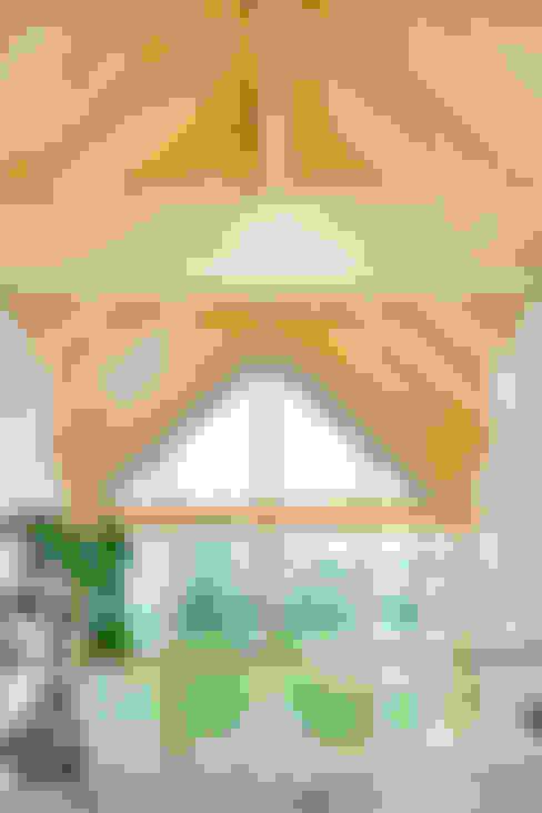 เรือนกระจก by Achtergarde + Welzel Architektur + Interior Design