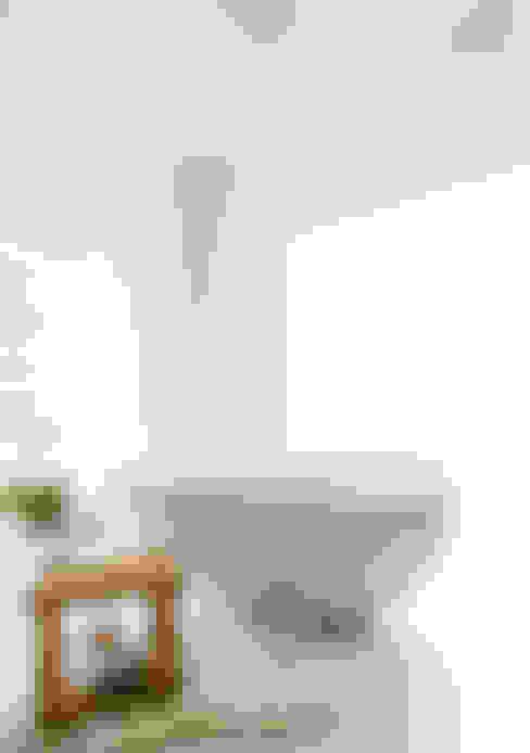 Ванные комнаты в . Автор – Oikos Design